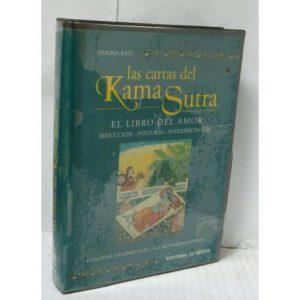 LAS CARTAS DEL KAMA SUTRA. EL LIBRO DEL AMOR. SEDUCCION-POSTURAS-INTERPRETACION