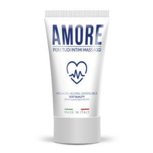 LUBRICANTE BASE AGUA AMORE 50 ML