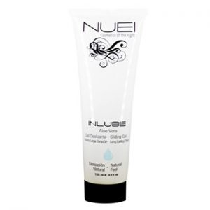LUBRICANTE BASE AGUA NUEI INLUBE NATURAL 100 ML
