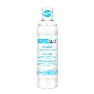 LUBRICANTE BASE AGUA FRIO WATERGLIDE COOLING 300 ML