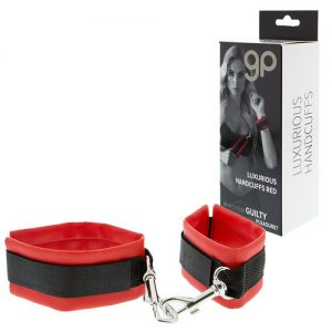 ESPOSAS GP LUXURIOUS HANDCUFFS
