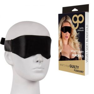 MASCARA GP BLINDFOLD NEGRO
