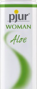 LUBRICANTE BASE AGUA PJUR WOMAN ALOE 100 ML