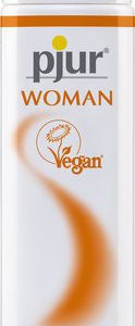 LUBRICANTE BASE AGUA PJUR WOMAN VEGAN 100 ML
