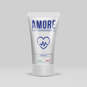 LUBRICANTE BASE AGUA AMORE 100 ML