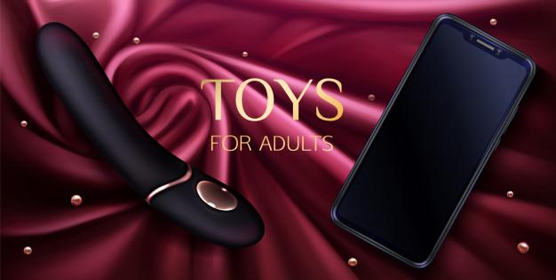 Usar juguetes en la cama