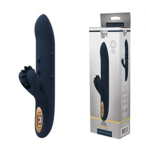 VIBRADOR RABBIT ATHENA RECARGABLE