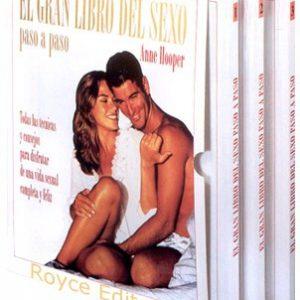 EL GRAN LIBRO DEL SEXO PASO A PASO