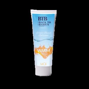 Lubricante íntimo que se calienta al contacto con tu piel produciendo un suave efecto calor.